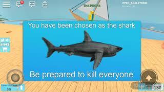 Lets shark roblox: sharkbite