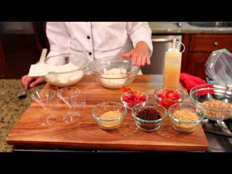 Moravian Cookie Cheesecake Mousse Recipe