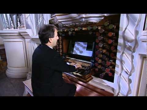 Toccata, Adagio, and Fugue in C Major BWV 564