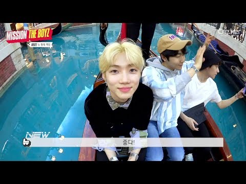 [MISSION THE BOYZ] In Macau ep.1  (ENG/JPN/CHN/ESP)