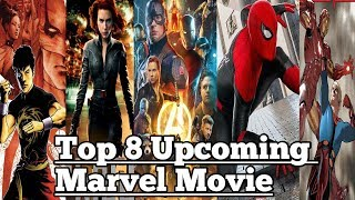 Top 8 Upcoming Marvel Movie | Most Superhero Film | Explained in Hindi | The Super Show