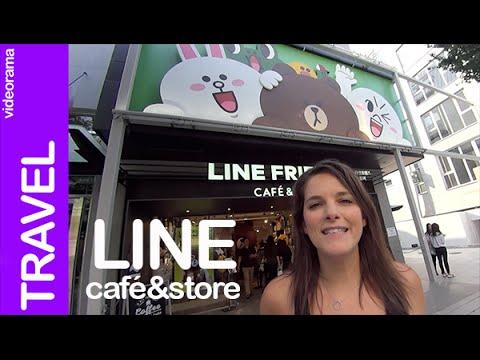 Line Café & Store Seoul tour en español