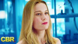 This Is How Carol Danvers Will Be Named Captain Marvel In Avengers Endgame