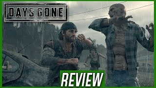 Days Gone REVIEW - A Post Apocalyptic Game I Want To Love