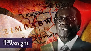 The story of Robert Mugabe's downfall – BBC Newsnight