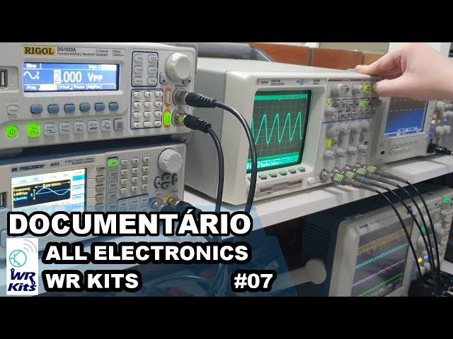 ENGENHEIROS ELETRÔNICOS TRABALHANDO (p1) | Doc AllWR #07