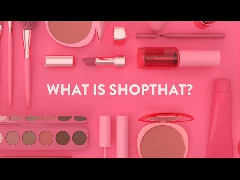 Introducing SHOPTHAT