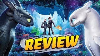 How To Train Your Dragon: The Hidden World- Review!