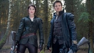 Hansel & gretel : witch hunters :  bande-annonce VF