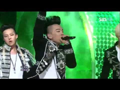 BIG BANG [FANTASTIC BABY] @SBS Inkigayo 인기가요 20120429
