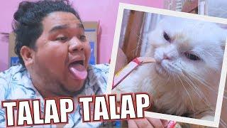 FOODTRIP WITH MY CAT (TARA KAIN CAT FOOD...CHOS!!!) | LC VLOGS #197