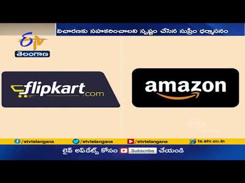 Supreme Court rejects Amazon, Flipkart's plea against CCI investigation
