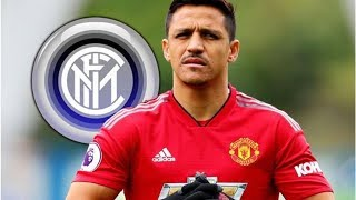 What Inter Milan think about their chances of signing Man Utd's Alexis Sanchez on loan- transfer ...
