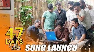 Puri Jagannath launches first song from 47 Days..