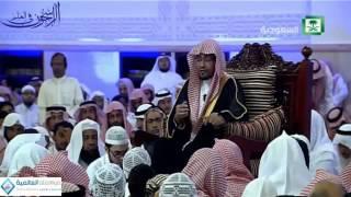 الشيخ صالح المغامسي أن الانسان يخفى له من الاجر بمقدار ما أخفى من العمل