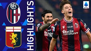 Bologna 2-2 Genoa | At the Dall'Ara it ends in a draw! | Serie A 2021/22