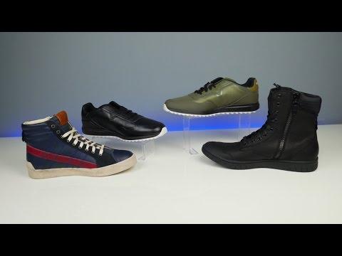 d8d6ec8c7af1 35 Ways to Style Diesel Shoes - Timeless Footwear Ideas for Modern Men