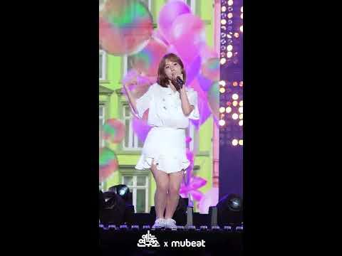 [Live Cam] Jin(Lovelyz) - Now, We, 진(러블리즈) - 지금, 우리, Korean Music Wave