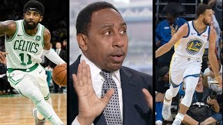 Stephen A.: Celtics can beat Warriors if they get Game 7 in Boston | First Take
