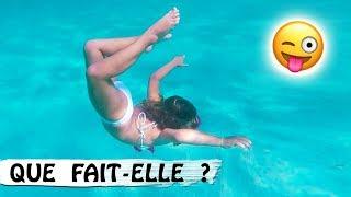 DAB SOUS MARIN / Corsica Family Vlog