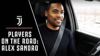XMAS 🎅, BRAZILIAN BBQ 🇧🇷🍖 & MORE! 😂 | ALEX SANDRO IN JUVENTUS PLAYERS ON THE ROAD
