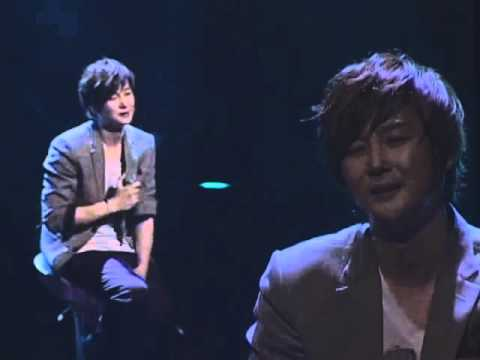 Shin Hye Sung 110903 The Road Not Taken Act II Live -  그리워 Longing (Eng & Romanisation Sub)