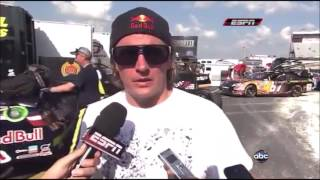 Kimi Räikkönen's Second (and Final) NASCAR Race