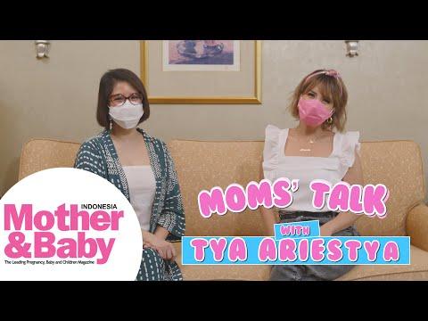 Moms Talk: Cerita Tya Ariestya Seputar Gaya Hidup Sehat