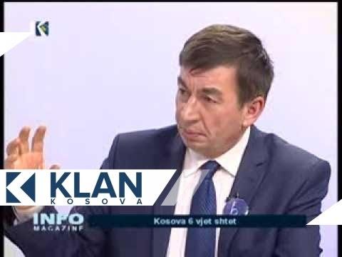 INFO MAGAZINE: Kosova gjashtë vjet Shtet - 17 Shkurt 2014 - KLANKOSOVA.tv