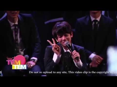 EXO Speak Thai in Thailand