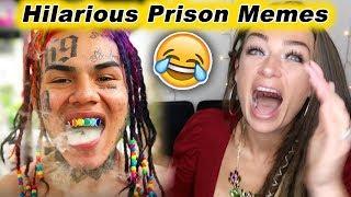 PRISON Memes | Hilarious 😝