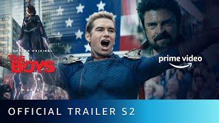 The Boys S2 (2020) Trailer Amazon Prime Series