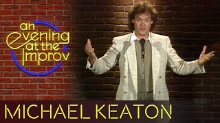 Michael Keaton - An Evening at the Improv
