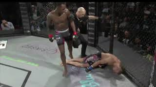 The Kick That Got Israel Adesanya Into The UFC