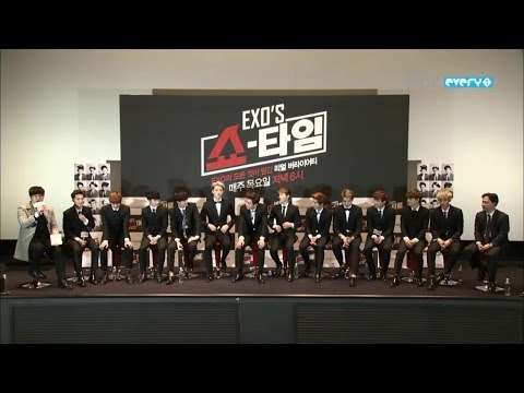 131128 EXO press conference