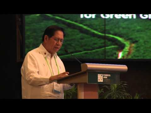Forests Asia Summit 2014 – Demetrio Ignacio, Day 2 Ministerial Address