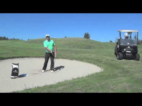Greenside Bunker Advice