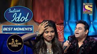 A.R. Rahman के 'Ishq Bina' Performance ने किया सबको Mesmerize | Indian Idol Season 12 | Best Moments