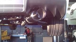 Project Import: Mitsu Evo X Tomei EXpreme Ti exhaust w/ Ti Straight Pipe
