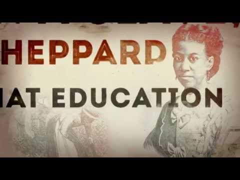 Give Me Wings - the story of Ella Sheppard and the Jubilee Singers
