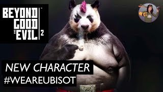 Beyond Good and Evil 2 | New Character & #WeAreUbisoft
