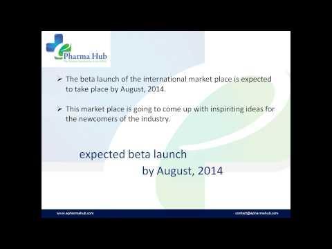 Pharmaceutical Marketplace - ePharma Hub