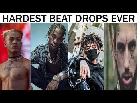 Hardest BEAT DROPS In Rap Songs