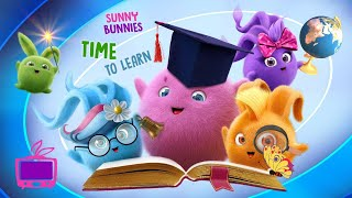 🔴 LIVE SUNNY BUNNIES TV | Back to School | Learn with Sunny Bunnies | Cartoons for Children