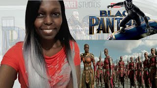 Black Panther - Warriors of Wakanda reaction!!