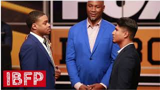 Mikey Garcia vs Errol Spence will Most likely go 12 rounds?