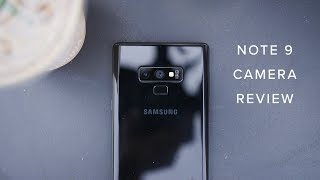 Galaxy Note 9 Camera Review - Worth $1,300? | A Photographer's Perspective