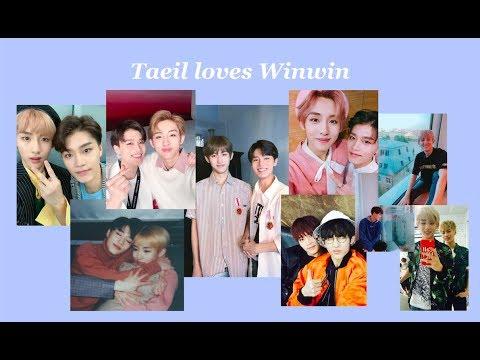 Taeil loves Winwin