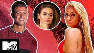 The Villa Kicks Off After Bobby Pies Rhianne For His Ex Bayley | Ex On The Beach 9