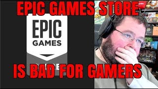 Outer Worlds BOUGHT OUT By Epic REMOVED FROM STEAM. Epic Games Store Is AWFUL.  Unlisted